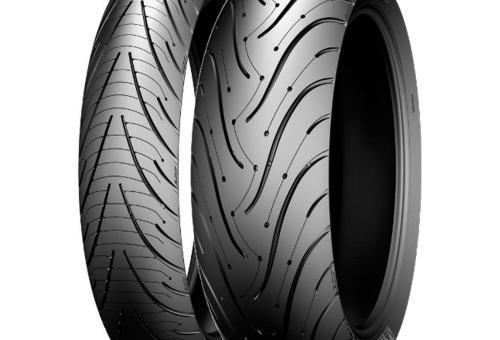 Michelin Pilot Road 3 - Moto padangos