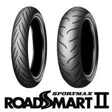Dunlop Sportmax Roadsmart 2 - moto padangos motociklų padangos