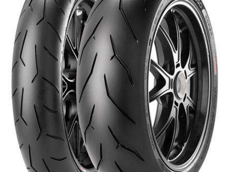 Pirelli Diablo Rosso Corsa - motociklų padangos