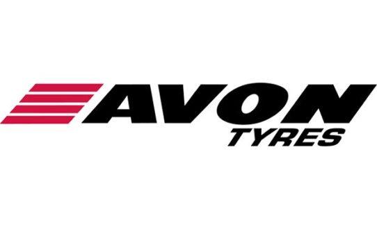 Moto padangos Avon