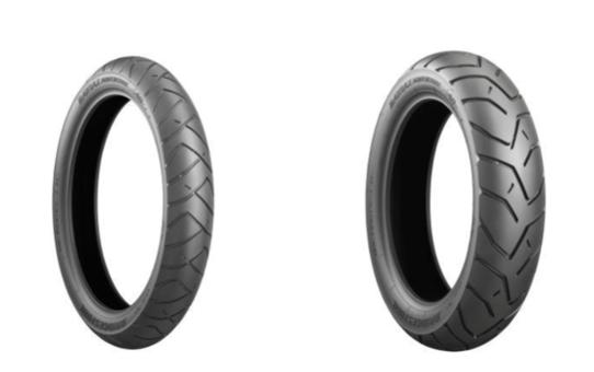 Bridgestone Battlax Adventure A40 - Moto padangos 2015!