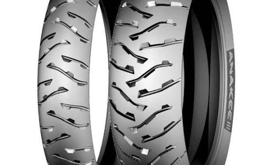 Michelin Anakee 3 Moto padangos