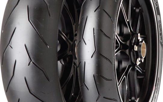 Pirelli Diablo Rosso 2 - Motociklų padangos