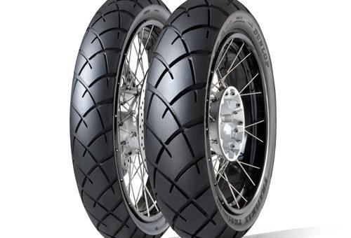 Dunlop Trailmax TR91 - moto padangos