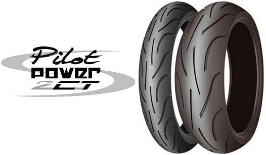 Michelin Pilot Power 2CT padangos
