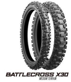 Bridgestone Battlecross X30 - Cross padangos