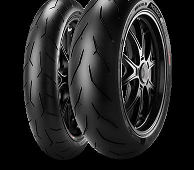 Pirelli Diablo Rosso III - motociklu padangos