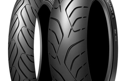 Dunlop RoadSmart 3 - motociklų padangos