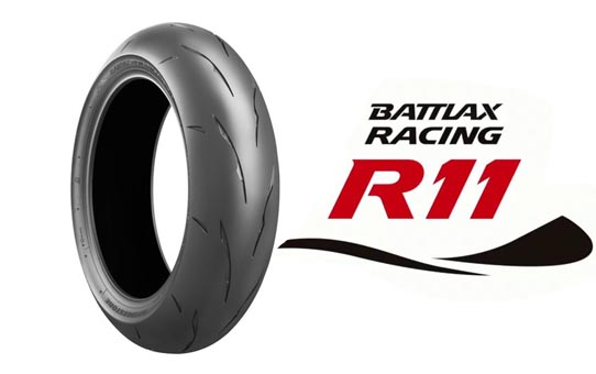 Bridgestone Battlax Racing R11