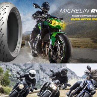 Padangos internetu pigiau Michelin road 5