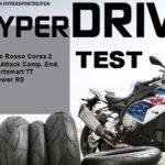 Moto padangos Testų 2018