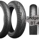 Bridgestone BT-45 moto padangos