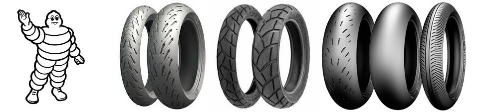 Michelin moto padangos