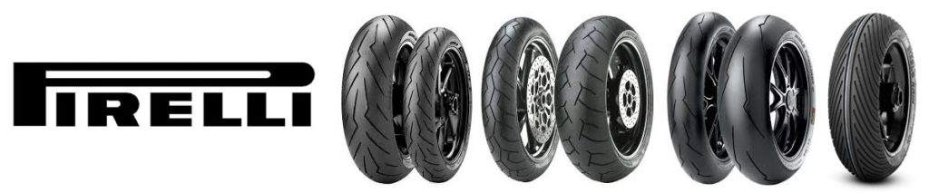 Pirelli moto padangos