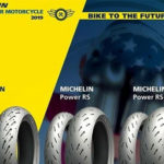 Motociklų padangos Michelin