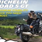 Padangos Michelin road 5